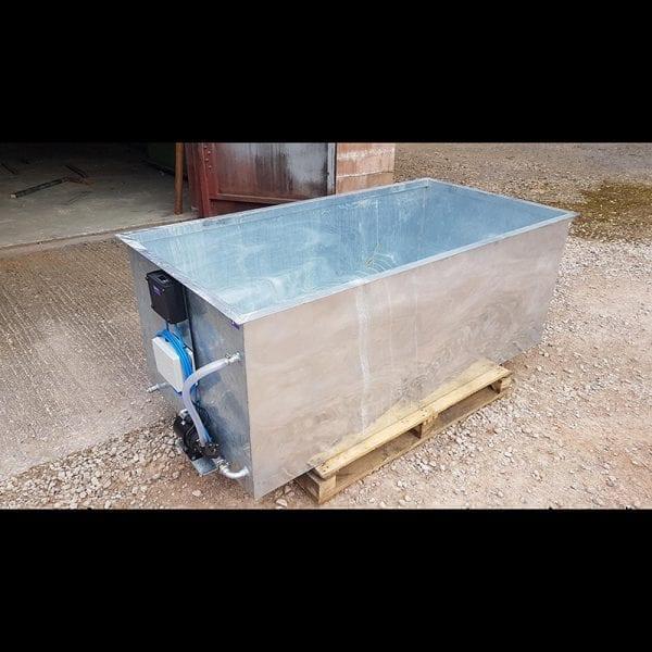 Concrete Curing Tank