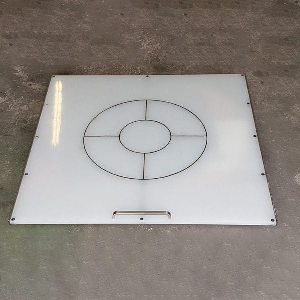 Polypropylene Flow Board for Concrete