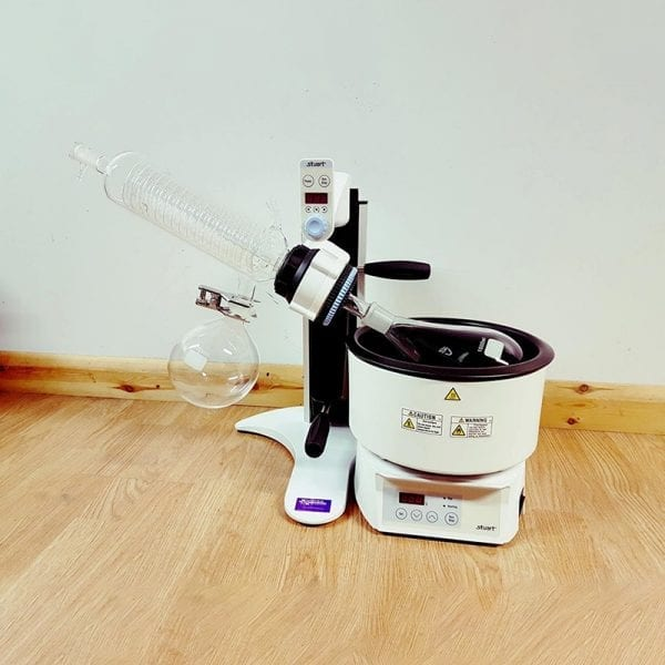 Rotary Evaporator - Angled Condenser