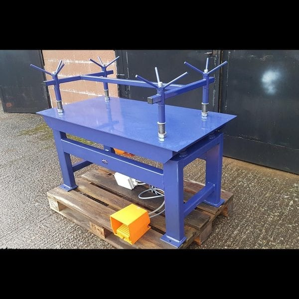 Vibrating Table for Concrete