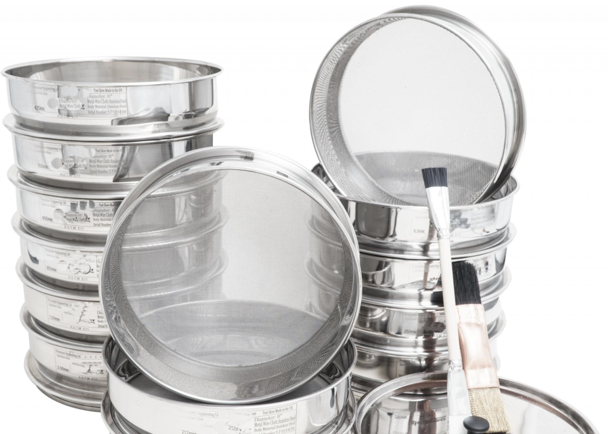 Sieves Labquip Ltd